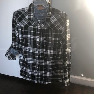 Western style flannel by Jachs Girlfriend